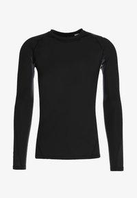 ASK TEE - Sports shirt - black