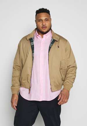 CITY  - Summer jacket - luxury tan