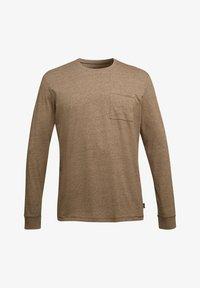 Esprit - Long sleeved top - toffee - 4