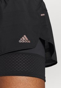 adidas Performance - HEAT.RDY SHORT - Korte broeken - black - 5
