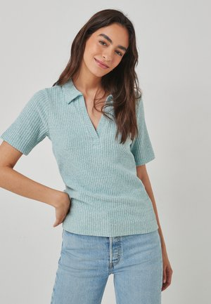 SHORT SLEEVE - Polo shirt - mint