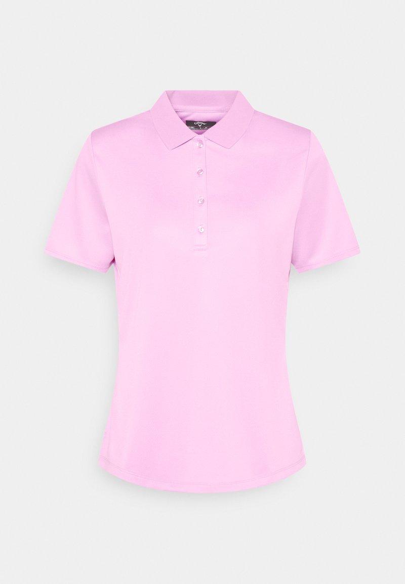 Callaway - SWINGTECH LADIES SOLID  - Polo shirt - light pink