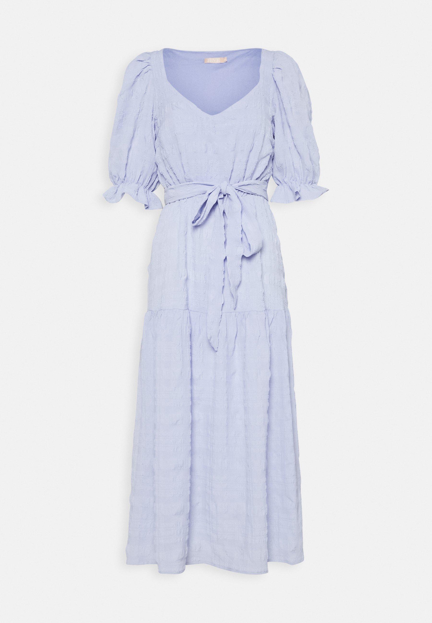 Women PUFF SLEEVE DRESS - Day dress