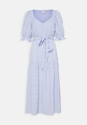 PUFF SLEEVE DRESS - Day dress - lavender
