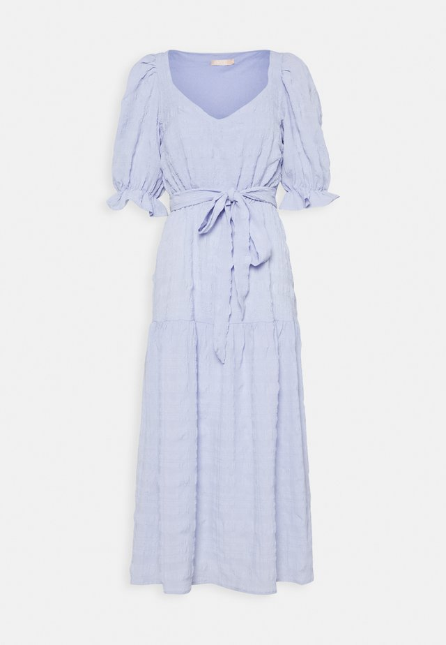 PUFF SLEEVE DRESS - Sukienka letnia - lavender