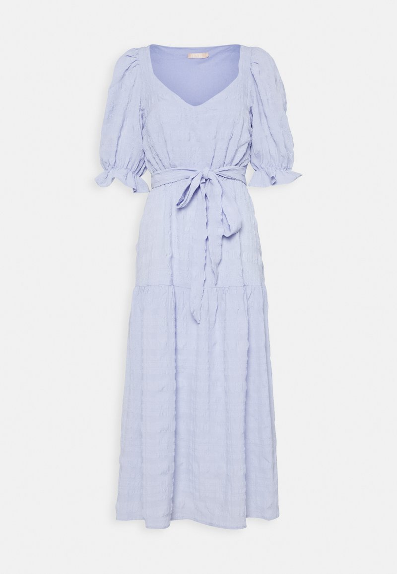 Nly by Nelly - PUFF SLEEVE DRESS - Day dress - lavender