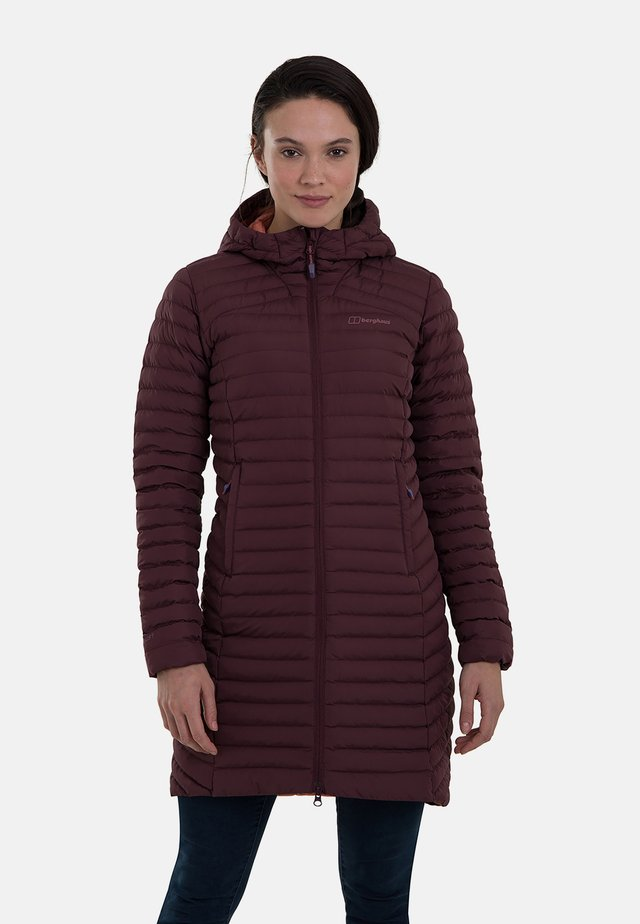 NULA MICRO  - Winter coat - purple