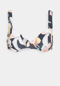 Rhythm - KAIMU PANNELLED UNDERWIRE - Bikini top - pebble - 0