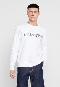 Calvin Klein - Sweatshirt - white - 0