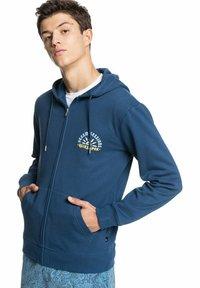 Quiksilver - Zip-up sweatshirt - sargasso sea - 2