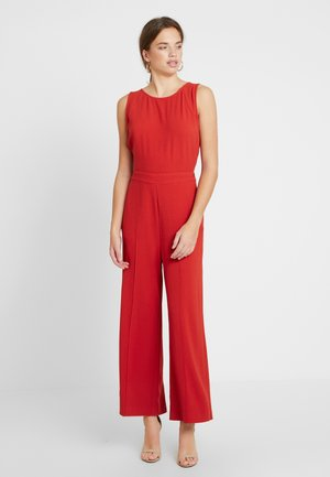 NUELFRIDA - Overall / Jumpsuit - ketchup