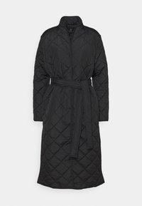 Bruuns Bazaar - AZAMI LINETTE COAT  - Winter coat - black - 5