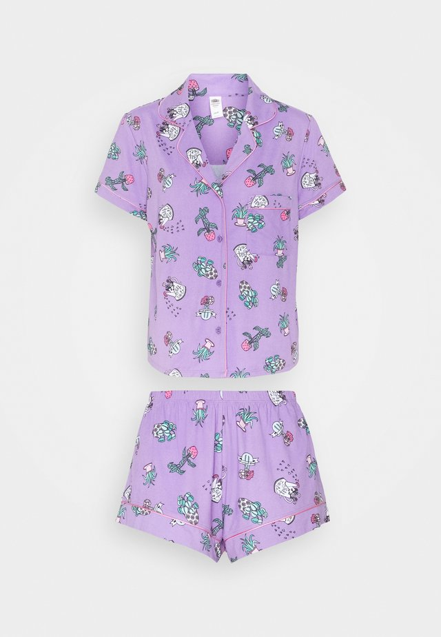 SET - Pyjamas - purple
