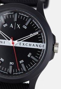 Armani Exchange - UNISEX - Hodinky - black - 6