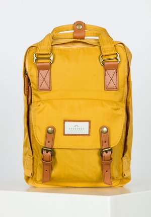 MACAROON UNISEX - Ryggsäck - yellow