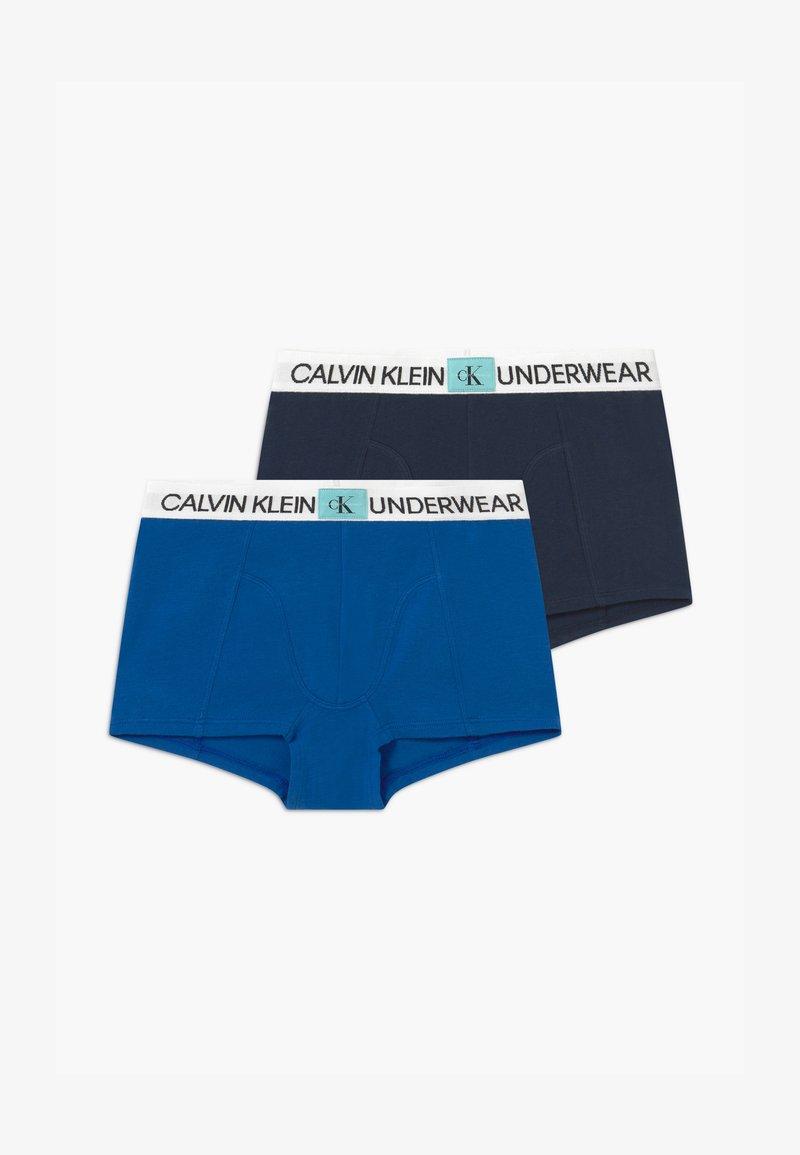 Calvin Klein Underwear - 2 PACK - Pants - blue