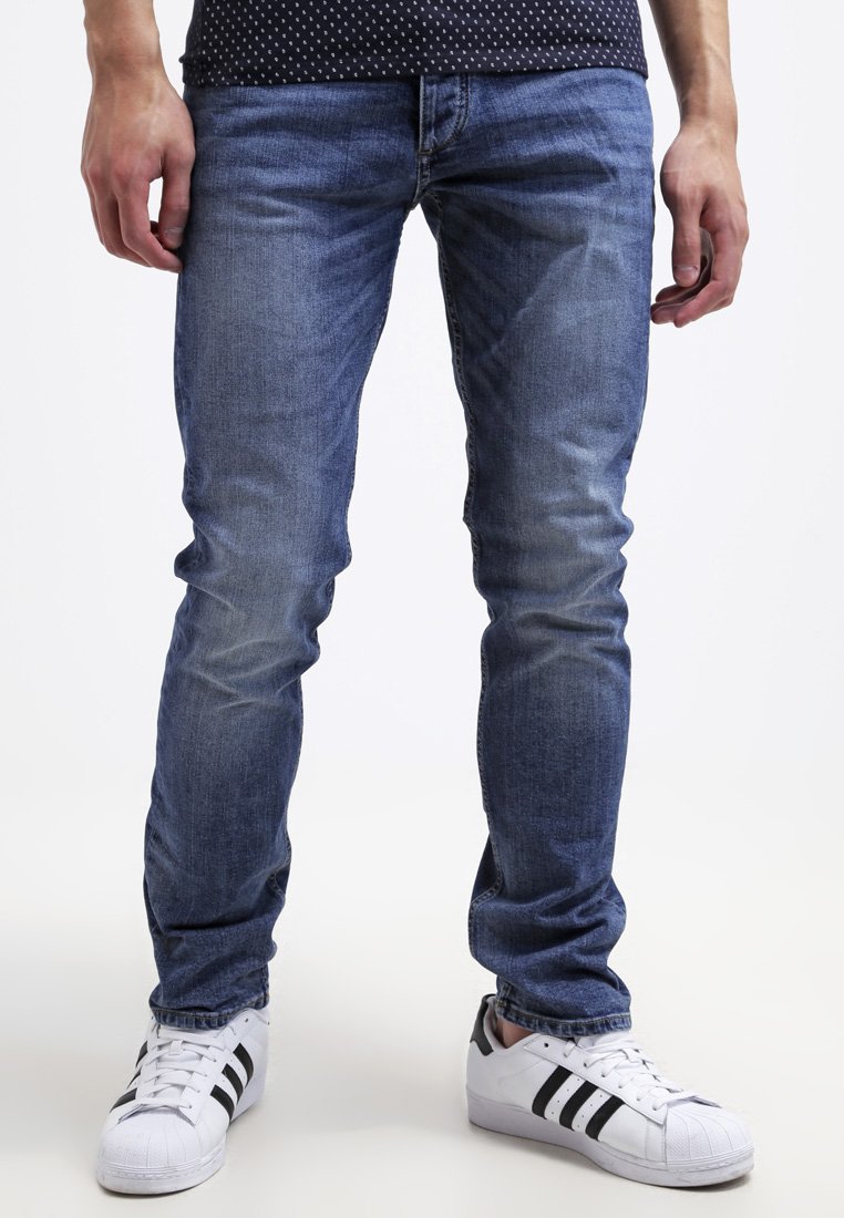 Uomo JJITIM - Jeans slim fit