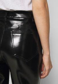 Neuw - PIXIE PANT - Stoffhose - black - 5