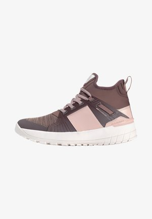FALERA MID WP - Sports shoes - deep taupe-evening sand