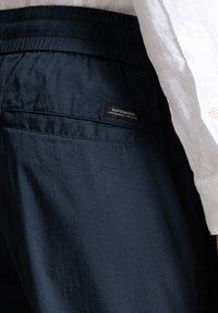 Scotch & Soda - Trousers - marine - 3