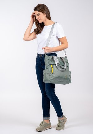 MARRY - Tote bag - mint