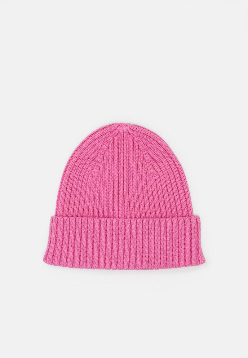 ARKET - SUNE BEANIE  - Čepice - pink medium