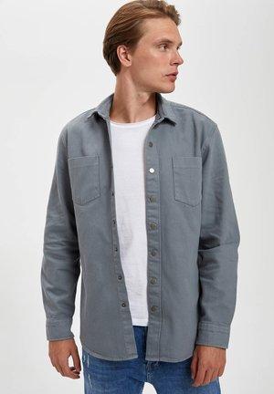 OVERSHIRT - Shirt - grey