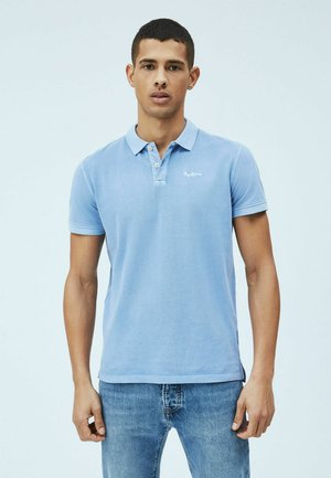 VINCENT GD - Polo shirt - bright blue