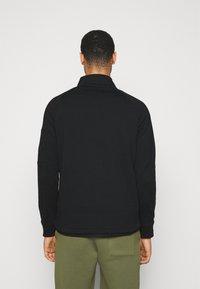C.P. Company - OPEN - Zip-up sweatshirt - black - 2
