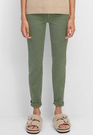 Slim fit jeans - fresh moss