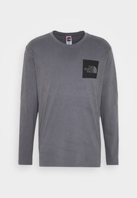 The North Face - FINE TEE  - Top s dlouhým rukávem - vanadis grey - 5
