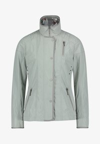 Gil Bret - MIT STEHKRAGEN - Summer jacket - quarry - 3