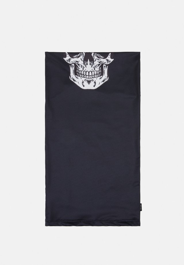 SKELETON SNOOD - Braga - black