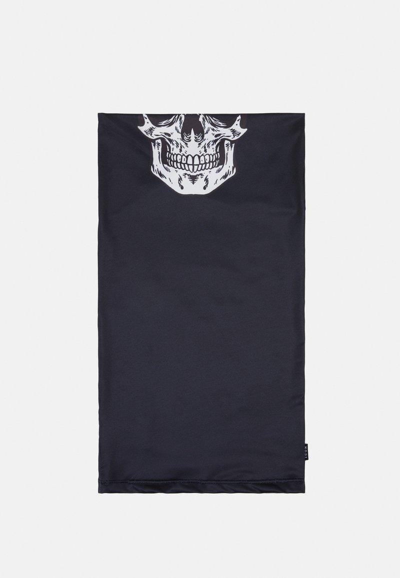 Icon Brand - SKELETON SNOOD - Snood - black