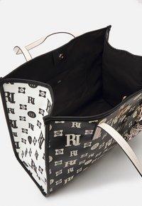 River Island - SET - Tote bag - black - 2