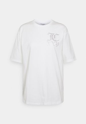 NUMERAL - T-shirts med print - white