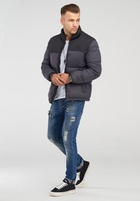 Jack & Jones - MIT - Winter jacket - asphalt - 1