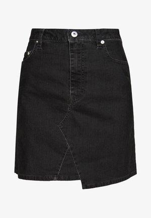 KORIKI SKIRT - A-snit nederdel/ A-formede nederdele - black