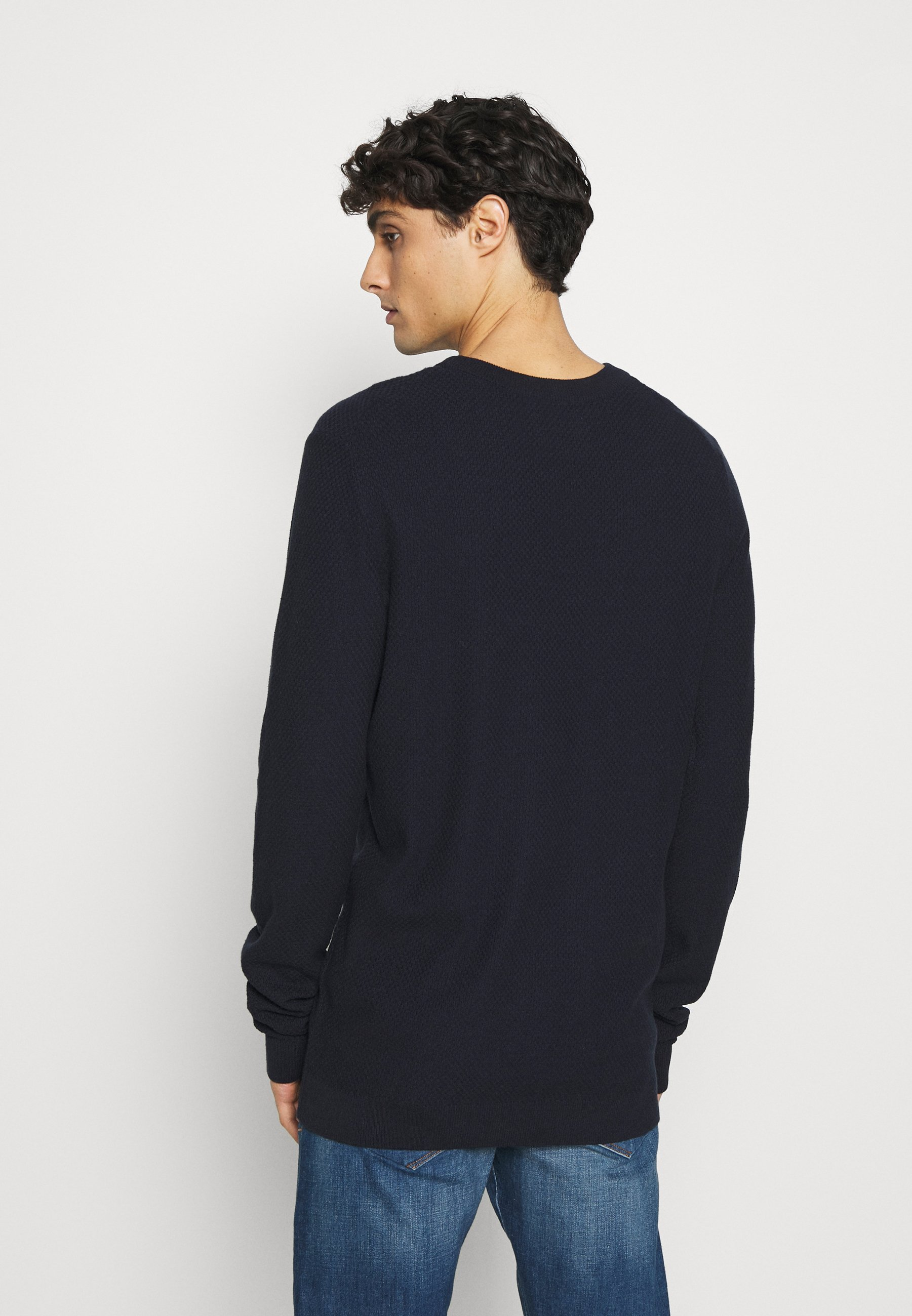 Homme BRICK WALL STRUCTURE CREWNECK - Pullover