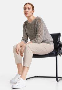 Gerry Weber - Slim fit jeans - beige - 1