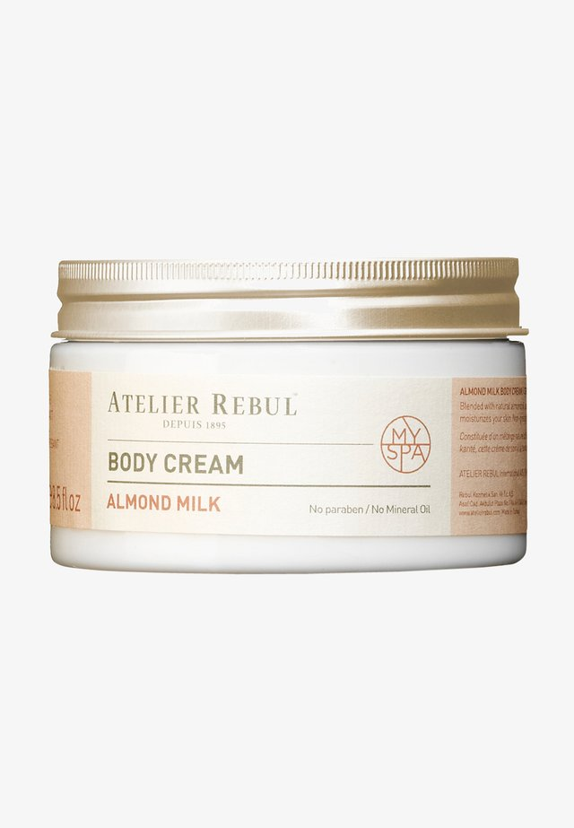 ALMOND MILK BODY CREAM 250ML - Hydratatie - -
