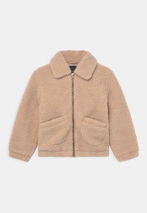 NKFMONIQUE - Winter jacket - warm sand