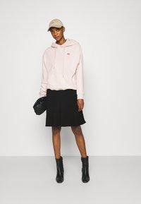 Anna Field - BASIC - Mini dress - Jerseykjole - black - 1