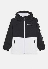 Columbia - DALBY SPRINGS JACKET - Outdoor jacket - white/black - 0