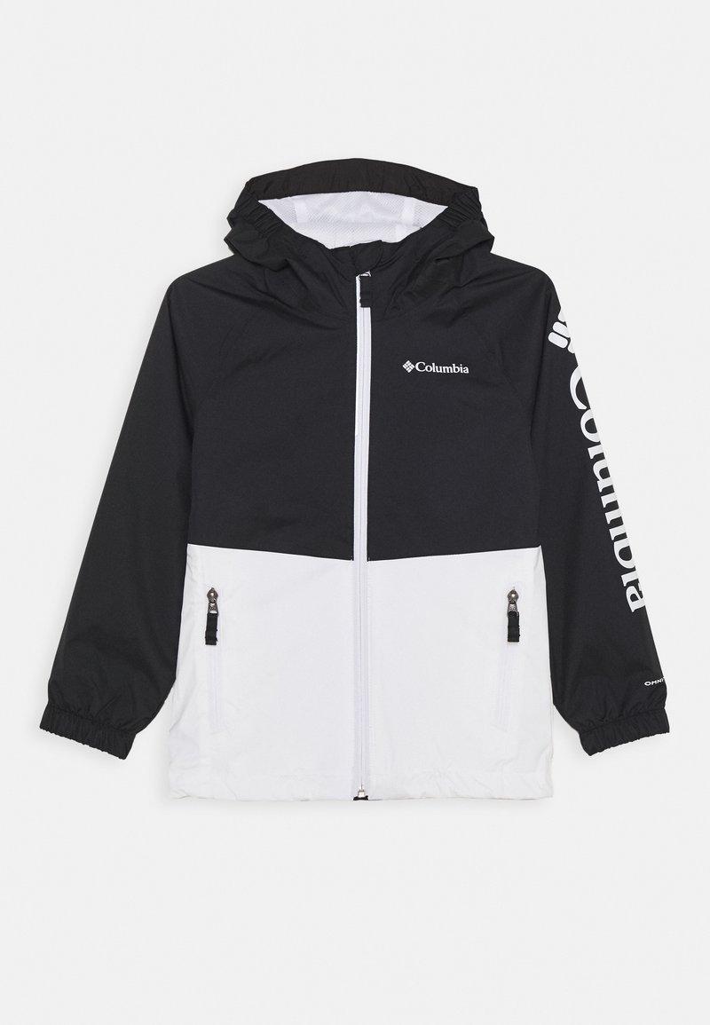 Columbia - DALBY SPRINGS JACKET - Outdoor jacket - white/black