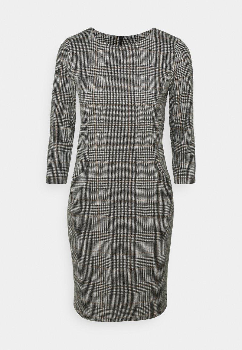 More & More - Shift dress - grey