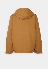 Dickies - DUCK SHERPA JACKET - Light jacket - brown duck - 1