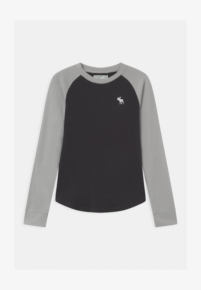 RAGLAN - Long sleeved top - grey body