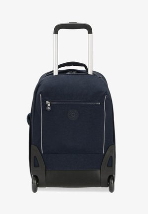 BACK TO SCHOOL  - Wheeled suitcase - true blue tonal