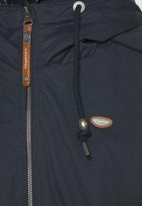 Ragwear Plus - DANKA - Summer jacket - navy - 7